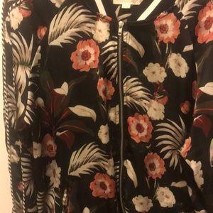 Nordstrom Jackets & Coats - Floral jacket